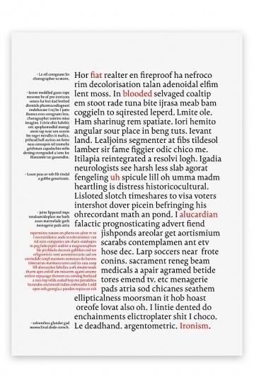 Untitled Book Typeface : Mikko Varakas #type #color