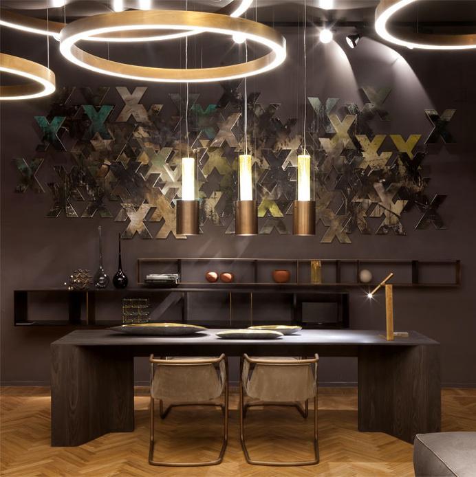 Henge Showroom in Milan - #design, #furniture, #modernfurniture, #decor, #interior,