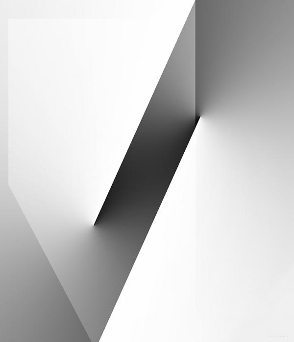 Folded Light | Flickr - Photo Sharing! #poster #illustration #design #art