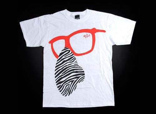 Rocksmith Humpty Hump Tee #glasses #urban #clothing #shirt #zebra