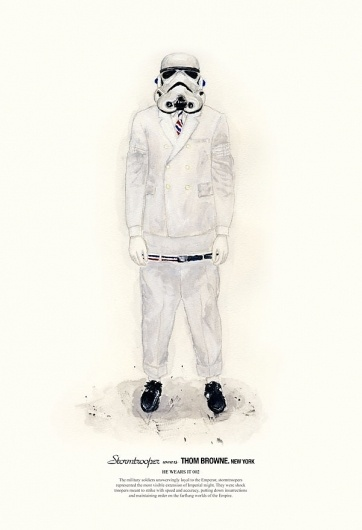 IdN™ Creators® — John Woo (Hong Kong, China) #stormtrooper #movies #wars #star
