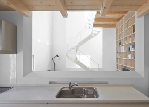 Case House9 #interior #sink #design #decor #deco #decoration