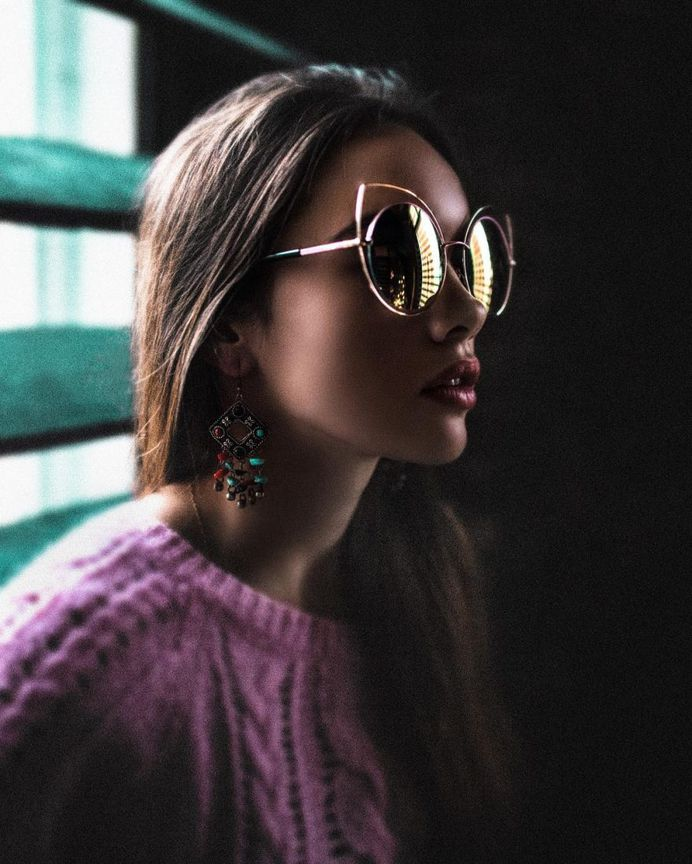 Vibrant Fashion Photography by Sergey Muzlov