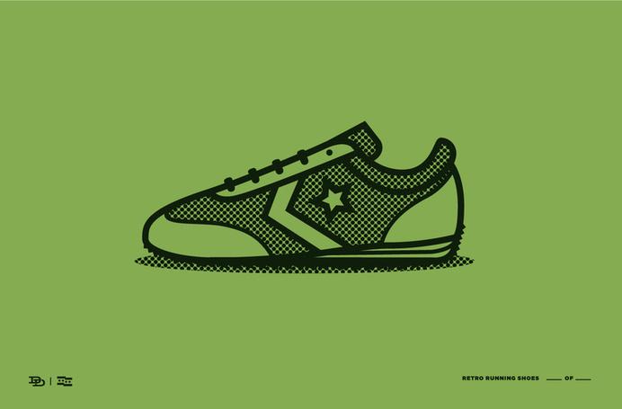 shoes4.jpg #line #shoes #stroke #retro #color