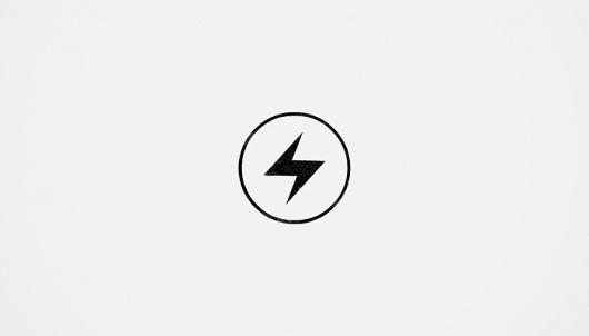 Silence Television - Blog #simple #logo #minimalist #icon