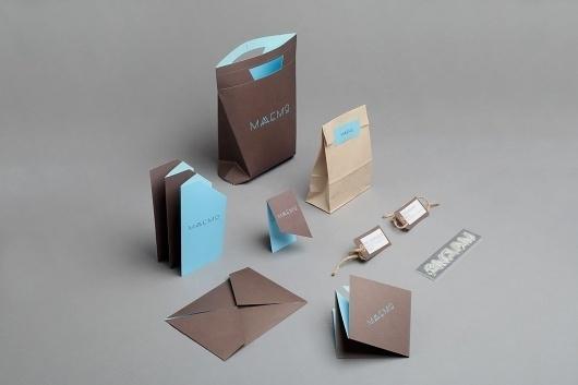 Bureau Bruneau #stationary #branding