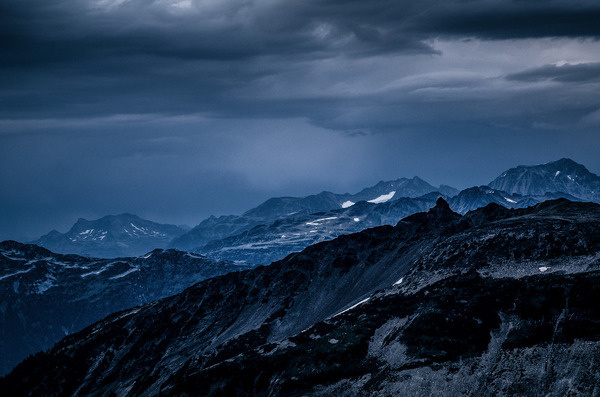 Garibaldi Provincial Park #canada #british #landscape #park #whistler #nature #photography #storm #view #columbia