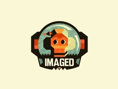 Dribbble - Imaged by szende brassai #logo #illustration #design