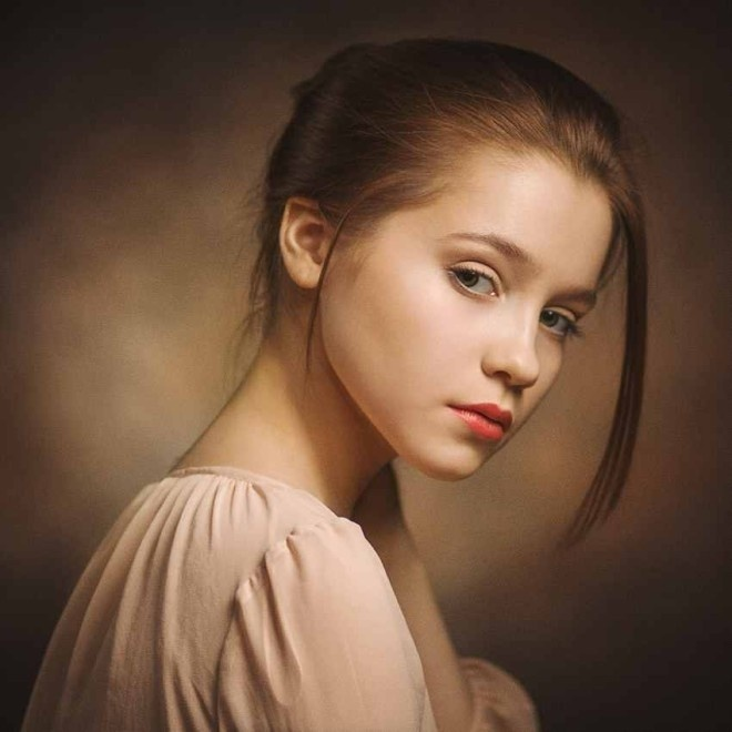 Portrait Photography by Paul Apal'kin #inspiration #photography #portrait