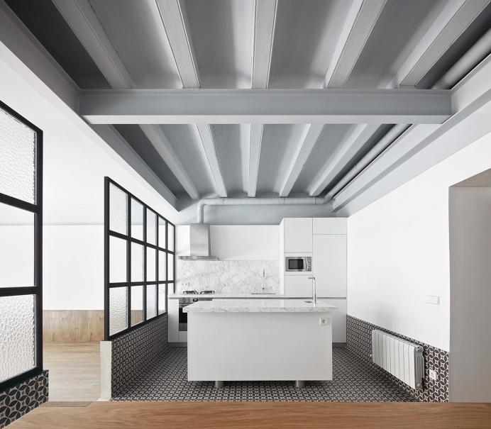 Tamarit Apartment