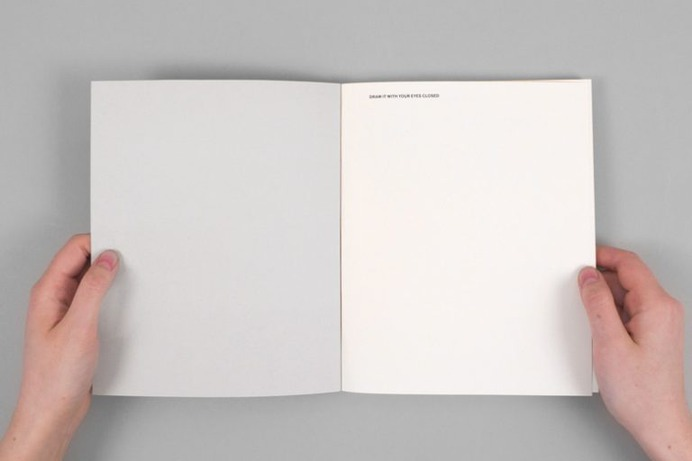 Project Projects: Draw It With Your Eyes Closed | Sgustok Design