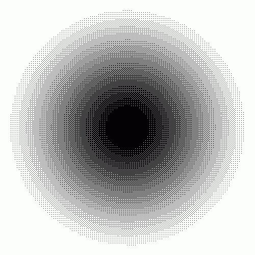 EIKNARF #circle #hole