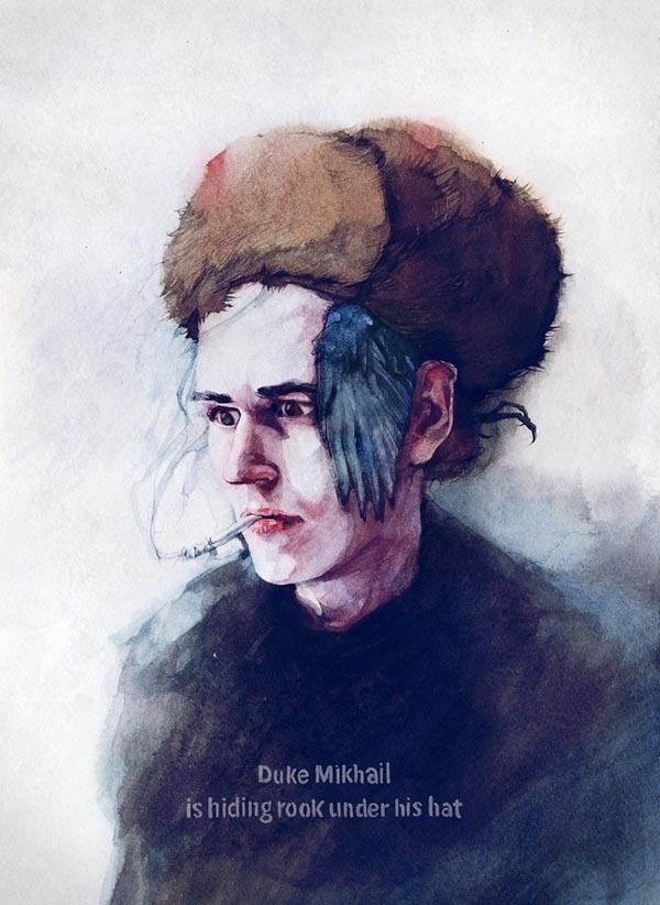 Illustration Artwork by Dima Rebus #illustration