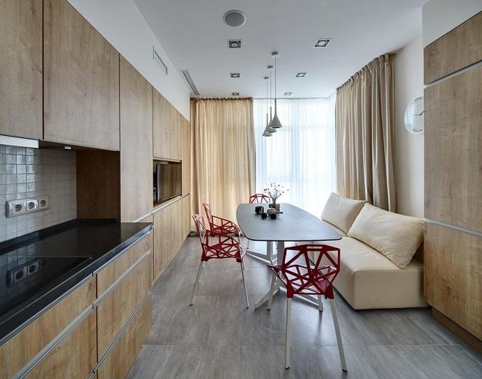 Equilibrium Apartment by Sergey Makhno Architect 5