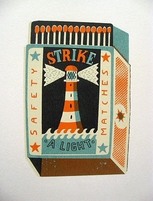 Cafe Cartolina: Vintage inspired illustration
