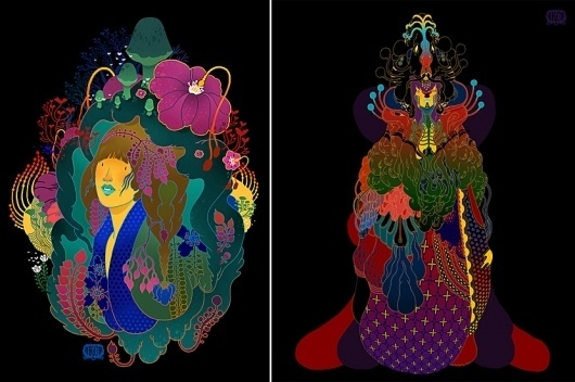 Kristina Collantes #illustration #art