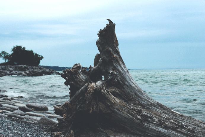 Toronto #nature #lake #landscape #ocean #waves #canada #photography