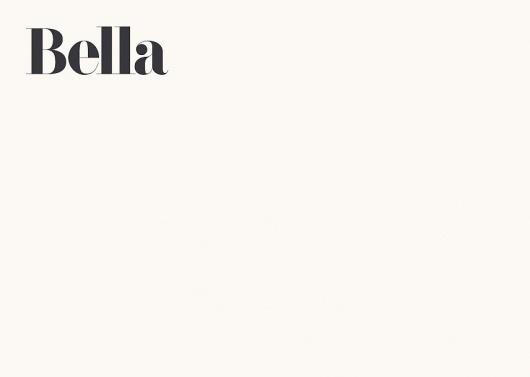F37 Foundry | F37 Bella | Archive | Face37 #serif #type #font #bella