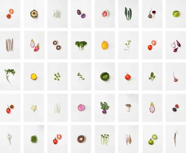 BAMA Storkjøkken on Behance #branding #fruits #vegetables #food #photography #identity
