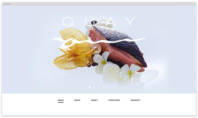 Quay website on wow-web #website #responsive #design #web
