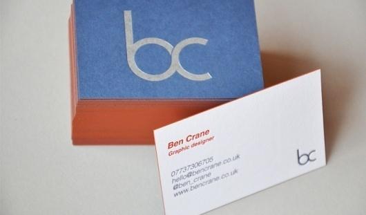 bencrane.co.uk #business #branding #identity #logo #cards