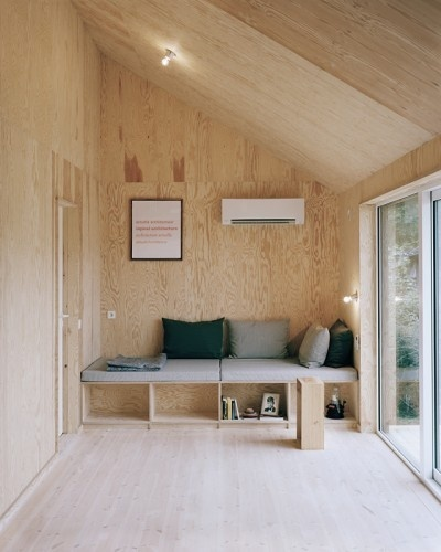 Architecture: Johannes Norlander Arkitektur Location: Gothenburg Archipelago, Sweden Project Year: 2010 Project Area: 80 sqm Photographs: Ra #wood #architecture #home