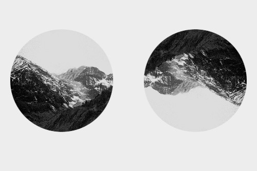 eternityonwings:black and white mountains 90 #white #modern #hipster #black #saturation #edits #photography #nature #indie #art #and #mountains