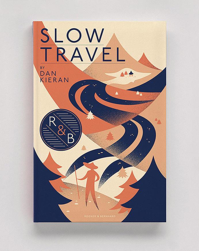 Slow Travel - Matt Chase | Design, Illustration #illustration