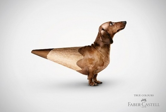 Faber-Castell Campaign | Fubiz™ #campaign