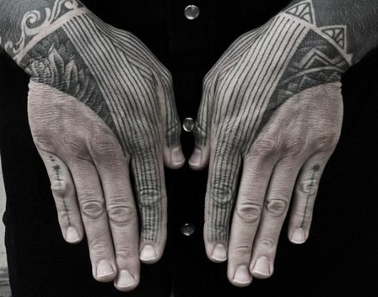 ink's #tattoo #hands