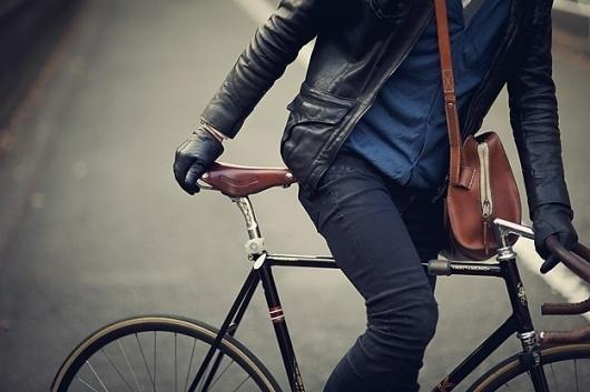 Kinfolk Autumn #bike