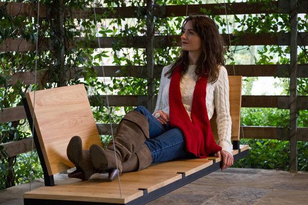 SwingLab: A Modular Porch Swing #swing #furniture #porch
