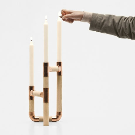 Podium candleholder from Madtastic #candles #light