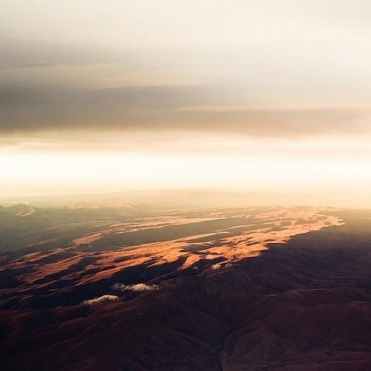 Mountain Sunrise Landscape | Flickr - Photo Sharing! #sky #mountain #landscape