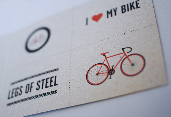 Benefits of a Bicycle Josefin Holgersson #steel #love #bike