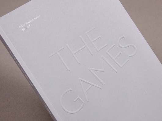 NODE — The Games #design #graphic #editorial