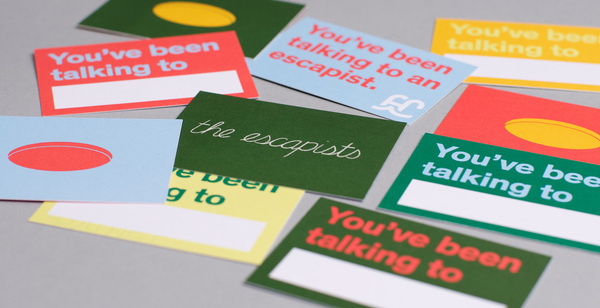 Standing By Co. #card #print #identity #business