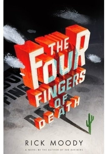 340x_the-four-fingers-of-death-book-cover_01.jpg (JPEG Image, 340 × 495 pixels) #cover #type #design #book