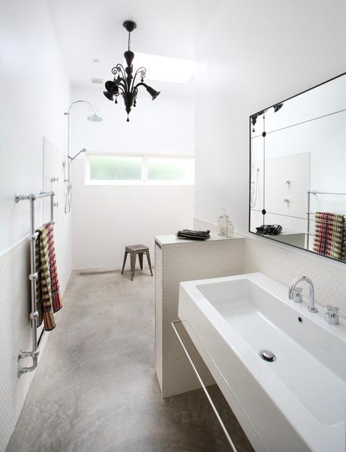 The Design Chaser: Justine Hugh Jones Design #interior #design #decor #bathroom #deco #decoration