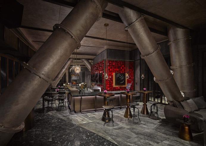Shanghai Wonderland Hotel / CCD - Cheng Chung Design