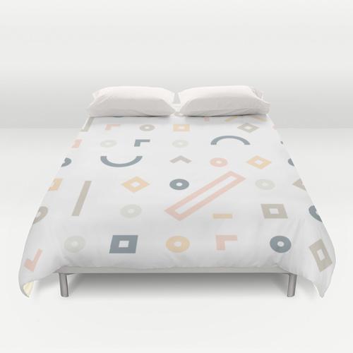 Pasteli Lineas Duvet Cover #duvet #home
