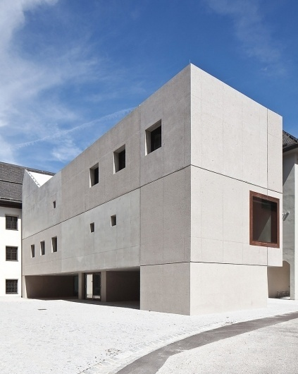 daniel fugenschuh: hauptschule rattenberg #fugenschuh #rattenberg #architecture #daniel #hauptschule