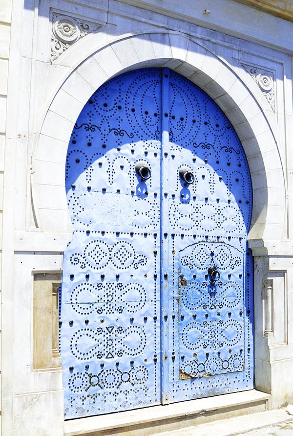 Tunisian door designs #tunisian #door #designs #art