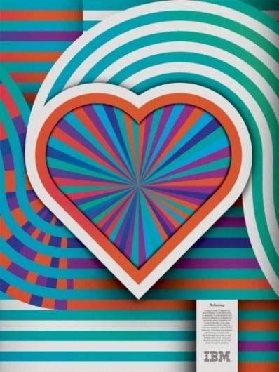 Minneapolis Advertising & Marketing Blog & News - The Minneapolis Egotist #ibm #minimal #poster
