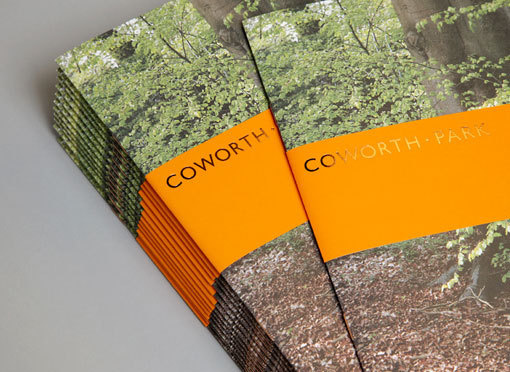 andsmith_cosworthpark_01 #photography #orange #brochure