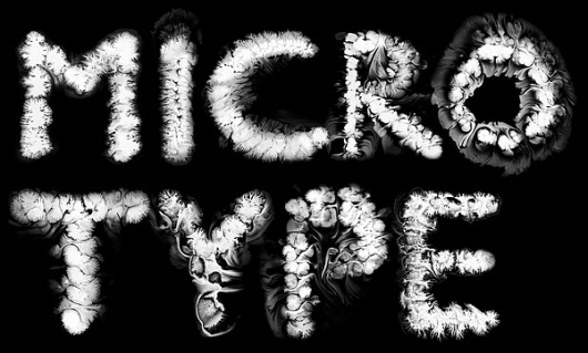 Micro type on Typography Served #type #micro