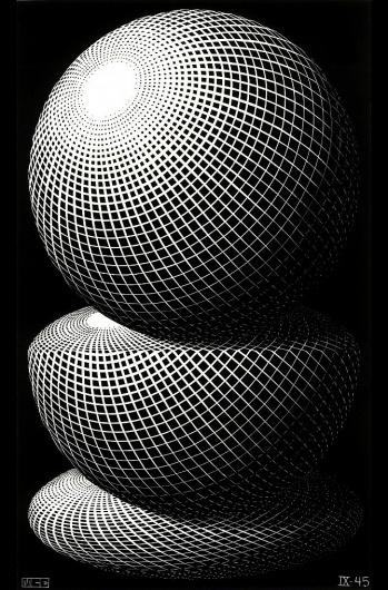 M.C. Escher #art