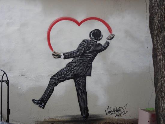 heartfelt #mural #art #street