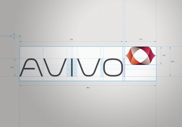 Avivo Corporate Identity #logo
