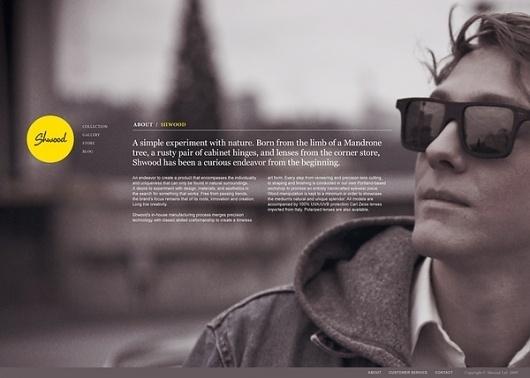 Shwood Website Design on Web Design Served #website #design #schwood